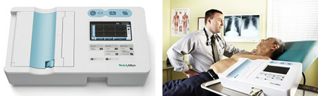 Welch Allyn CP50 ECG Machine